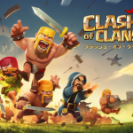 clash of clans(クラッシュオブクランズ)が面白いよ